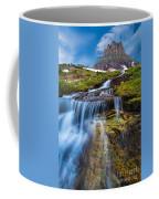 Logan Pass Stormclouds Coffee Mug