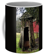 Loggers Outhouse Coffee Mug
