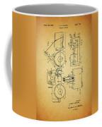 Logging Truck Patent Coffee Mug