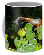 Loi With Lily Pads C Coffee Mug