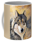 Loki Coffee Mug by Sandi Baker