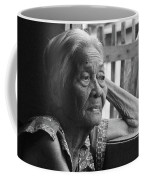 Lola Image Number 33 In Black And White. Coffee Mug
