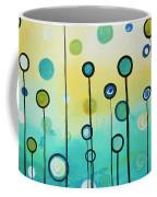 Lollipop Field By Madart Coffee Mug