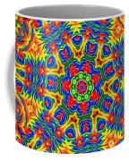 Lollipops Kaleidoscope 2 Coffee Mug