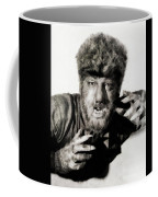 Lon Chaney, Jr. As Wolfman Coffee Mug