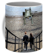 London Beach Coffee Mug