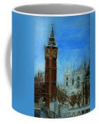London Big Ben Clock  Coffee Mug