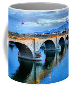 London Bridge At Sunrise Coffee Mug