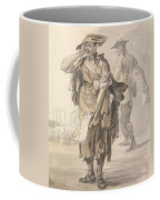 London Cries - Last Dying Speech And Confession Coffee Mug