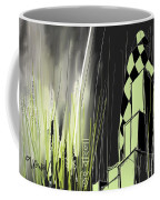 London E1 Skyline Abstract  Coffee Mug