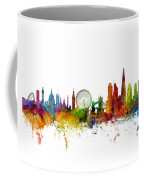 London England Skyline 16x20 Ratio Coffee Mug
