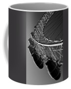 London Eye Coffee Mug by David Pyatt