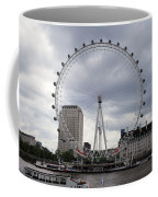 London Eye View Coffee Mug