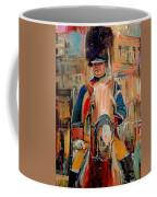 London Guard On Horse Coffee Mug