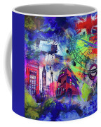 London Portrait  Coffee Mug