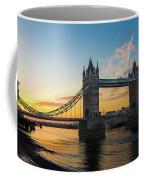 London Sunrise Coffee Mug