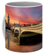 London Sunset Coffee Mug
