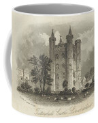 London Tattershall Castle, Lincolnshire. Published 1 Dec 1849 Coffee Mug