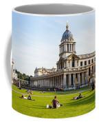 London University Greenwich Coffee Mug