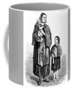 London, Vagrants, 1861 Coffee Mug