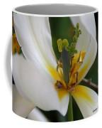 London White Tulip Coffee Mug