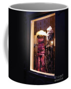 London Window By Night Coffee Mug