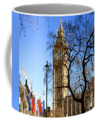 London's Big Ben Coffee Mug