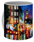 London's Lights Coffee Mug