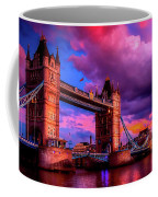 London's Tower Bridge Coffee Mug