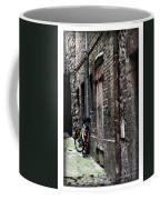 Lone Bike In France Coffee Mug