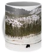 Lone Buffalo Coffee Mug