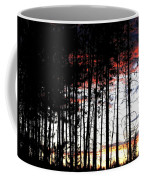 Lone Butte Sunset Coffee Mug
