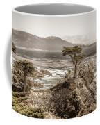Lone Cypres Coffee Mug