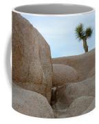 Lone Joshua Tree Coffee Mug