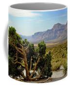 Lone Juniper At Red Rock Coffee Mug