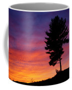 Lone Pine Sunset Coffee Mug
