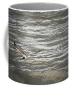 Lone Sea Gull Coffee Mug