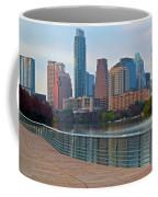 Lone Star State Capitol Ahead Coffee Mug