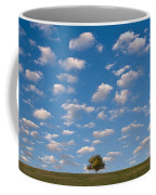 Lone Tree Morning Coffee Mug
