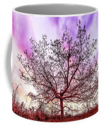 Lone Tree On The Hill Coffee Mug