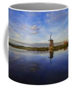 Lone Windmill Coffee Mug by Chad Dutson