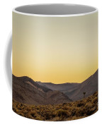 Loneliness At Sunrise Coffee Mug