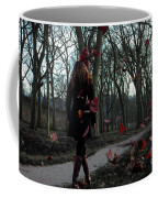 Lonely Autumn Coffee Mug