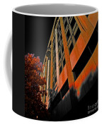 Lonely Balkony Infrared Color 80 Coffee Mug