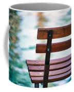 Lonely Bench Coffee Mug