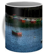 Lonely Boat Coffee Mug