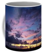 Cacti Sunset Coffee Mug