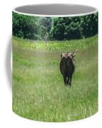 Lonely Cow 2 Coffee Mug