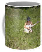 Lonely Guitar Two Coffee Mug