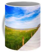 Lonely Pier II Coffee Mug